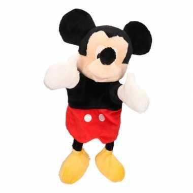 Disney pluche handpop mickey mouse 25 cm